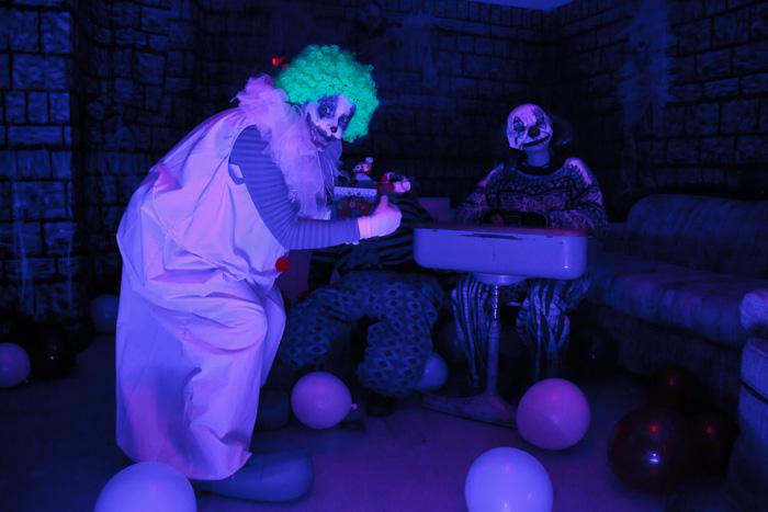 Scary Clown Room Ideas