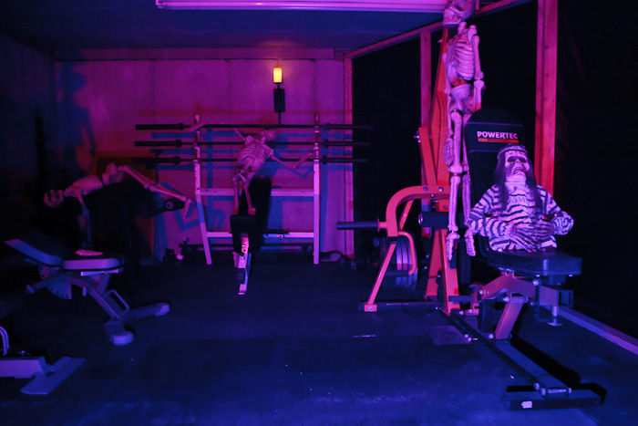 Haunted House Clown Room Ideas