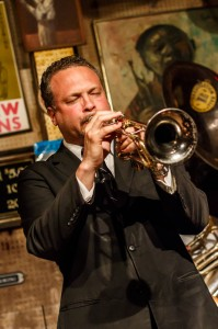 Concert at the Preservation Hall of Jazz