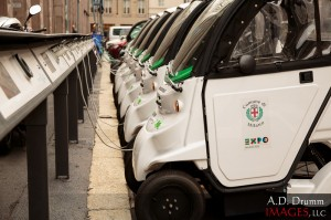 Bank of Electric Cars