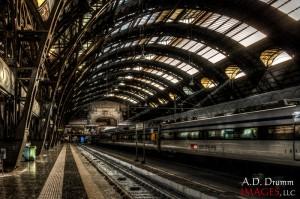 Milano's Stazione Centrale