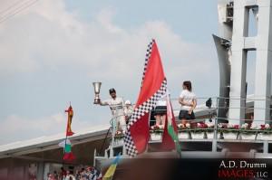 Italian Grand Prix's Winner, Lewis Hamilton
