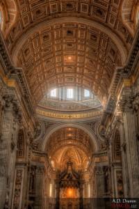 St. Peters in Vatican City